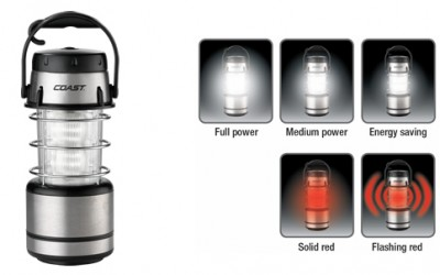COAST LED Emergency Area Lantern