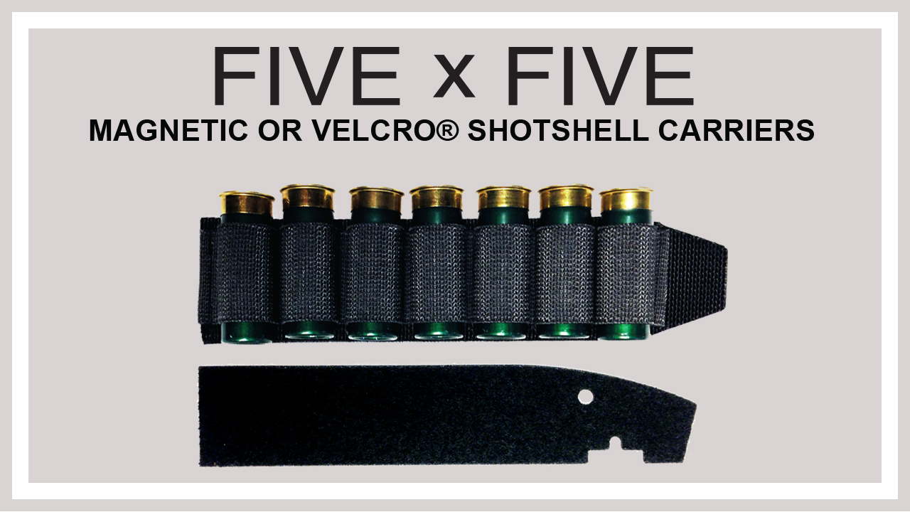 FIVE X FIVE 7 ROUND SHOT SHELL CARRIER