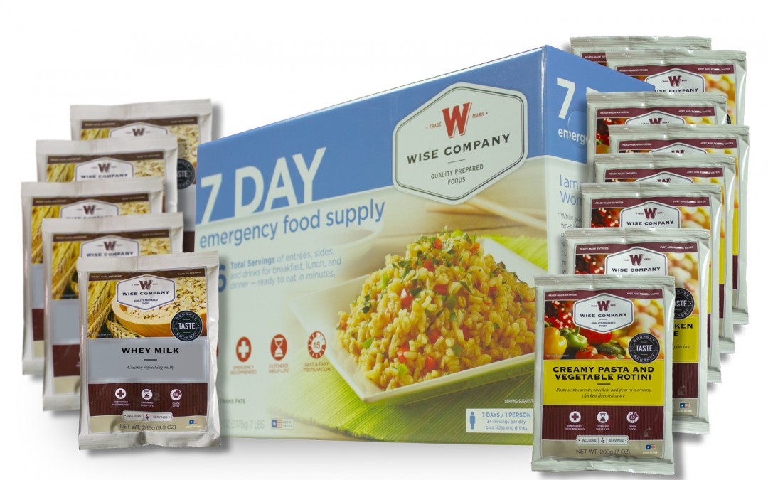 7 Day Food Supply
