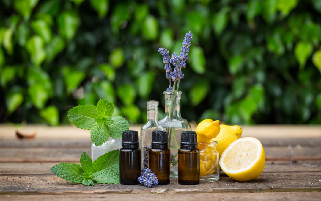 Essential Oils for Emergency Preparedness