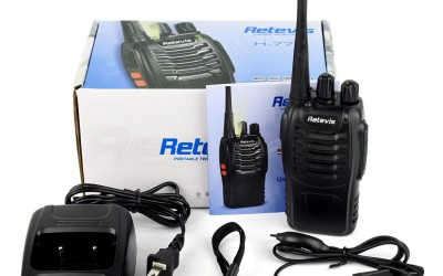 Retevis UHF Two-Way Radio