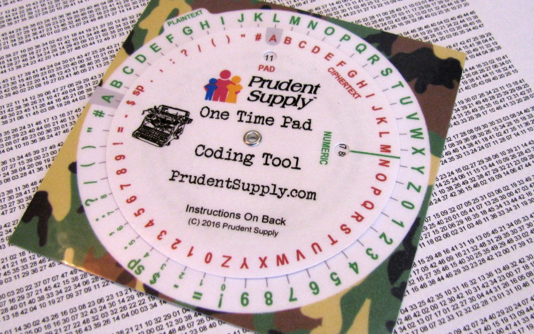 One Time Pad Coding Tool