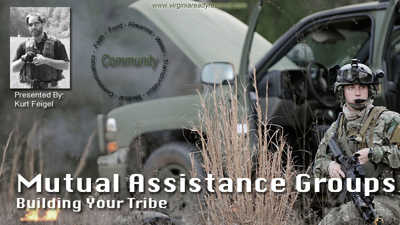 Mutual Assistance Groups: Building Your Tribe