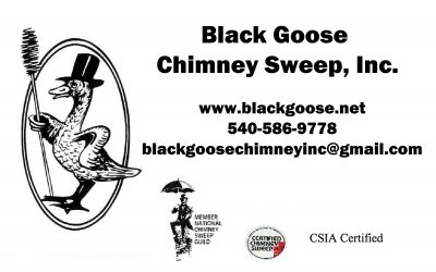 Black Goose Chimney Sweep, Inc.