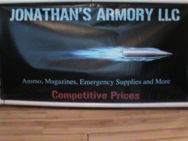 Jonathan's Armory