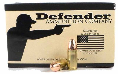 9mm ammo – 250-ct box