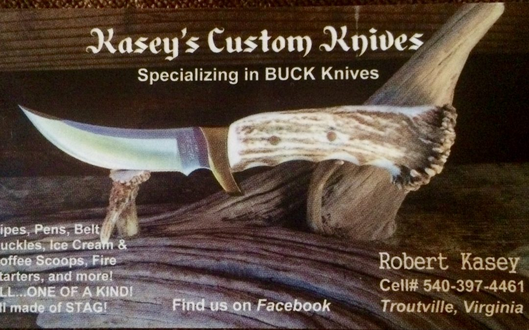 Kasey's Custom Knives